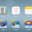 La nouvelle conception de iCloud bêta reprend la conception de iOS 7