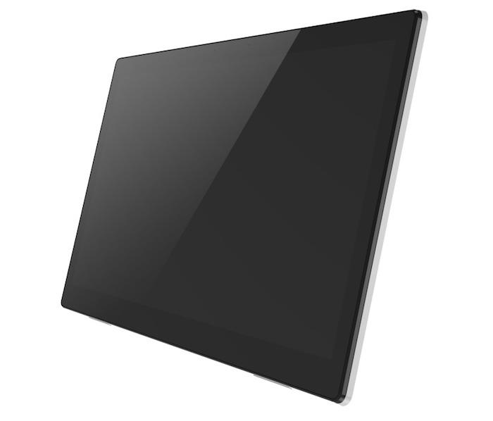 alcatel onetouch xess une tablette android de 17 pouces. Black Bedroom Furniture Sets. Home Design Ideas