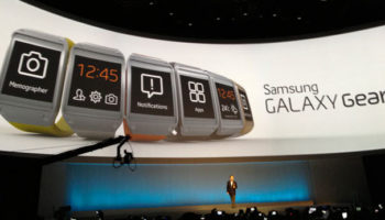 IFA 2013 : la Galaxy Gear n
