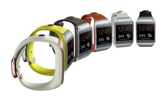IFA 2013 : Samsung annonce la smartwatch Galaxy Gear avec commande vocale et appareil photo