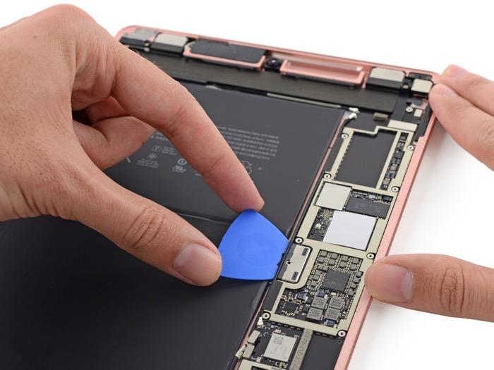 iPad Pro de 9,7 pouces : démontage