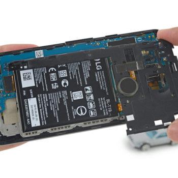iFixit ouvre le Nexus 5X :