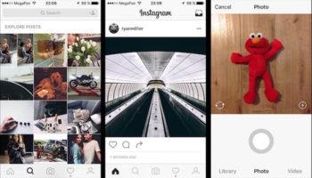 Instagram teste discrètement un design en noir et blanc pour son application