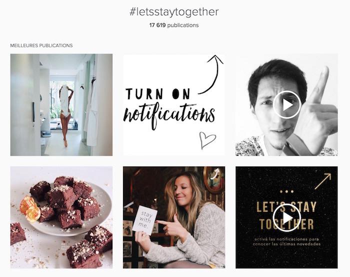 Instagram garantit aux utilisateurs que son flux ne changera pas, pour le moment