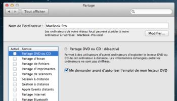 Installer et configurer Apache, MySQL, PHP et phpMyAdmin sur OSX 10.8 Mountain Lion – Disparition du Partage Web