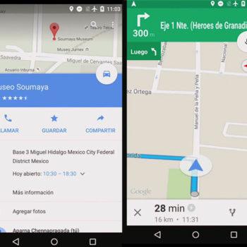 Google Maps est désormais accessible hors-ligne