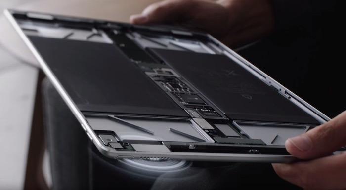 iPad Air 3 : quatre haut-parleurs comme l