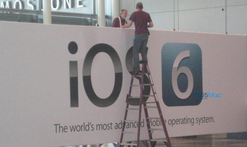 Je ne peux pas ce soir … j'ai Keynote Apple à 19h ! iOS 6 ? OS X Mountain Lion ? – iOS 6 sera officiellement dévoilé aujourd