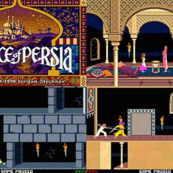 Enfin, nous pouvons intégrer des jeux MS-DOS dans des tweets