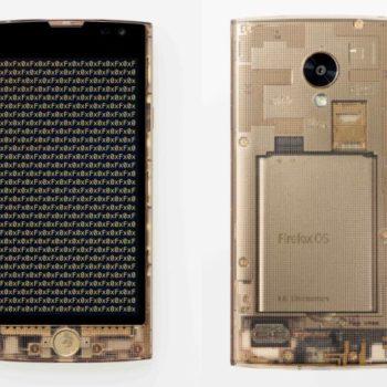 KDDI fx0 : le plus puissant smartphone sous Firefox OS