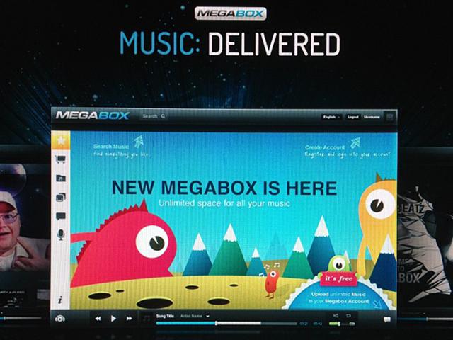 Kim Dotcom annonce la Megabox cette année ainsi que le retour de Megaupload