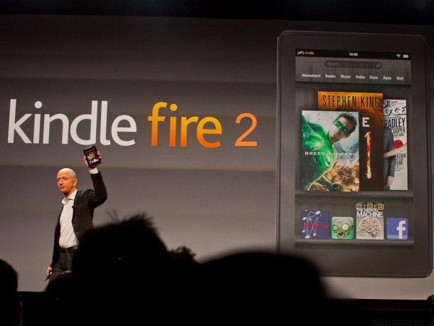 La Kindle Fire 2 pourrait débarquer le 7 Août prochain