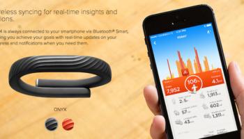 La nouvelle version du UP de Jawbone se nomme UP24 et arrive avec du Bluetooth 4.0