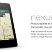 La part de marché de la Nexus 7 surpasse celle de l