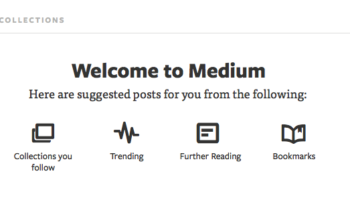 La plateforme de blogging Medium du co-fondateur de Twitter, Evan Williams, s