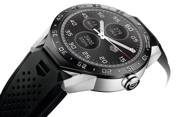 La prochaine smartwatch de TAG Heuer sera lancée en 2017
