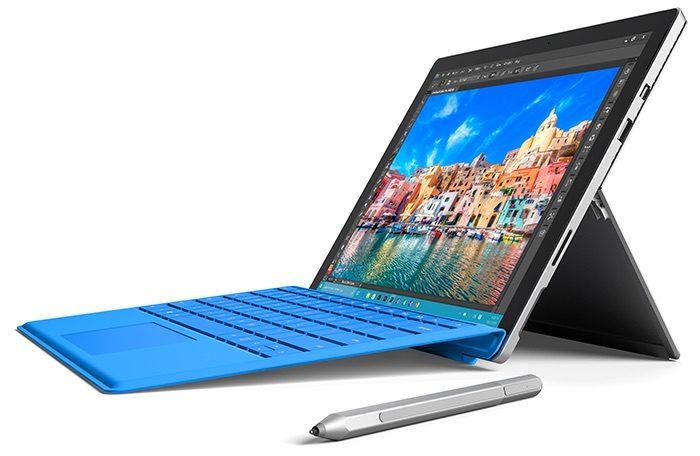 La Surface Pro 4 est un excellent dispositif 2-en-1