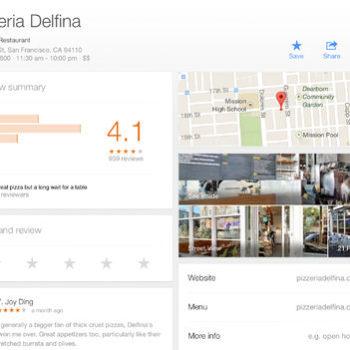 La version 2.0 de Google Maps pour iOS apporte le support de l