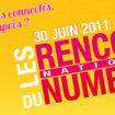 Le blog se déplace aux Rencontres Nationales du Numérique à Poitiers