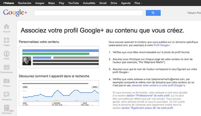 Le bouton Google +1 est sans effet direct sur le rang