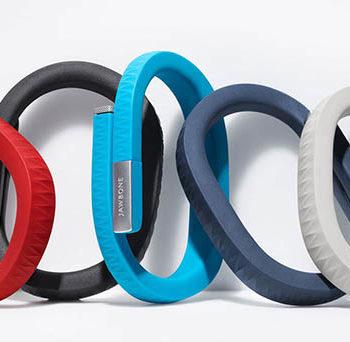 Le bracelet fitness Jawbone UP permettra bientôt de fonctionner avec d