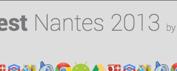 Le DevFest Nantes by Google Developers Group c