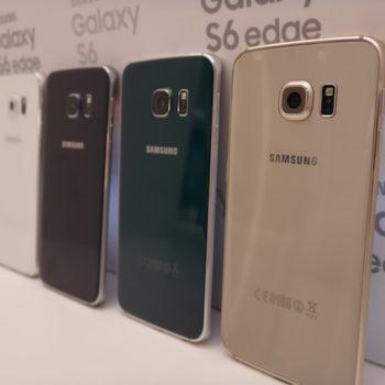 Le Galaxy S7 et le S7 Edge pourraient être étanches, et disposer d