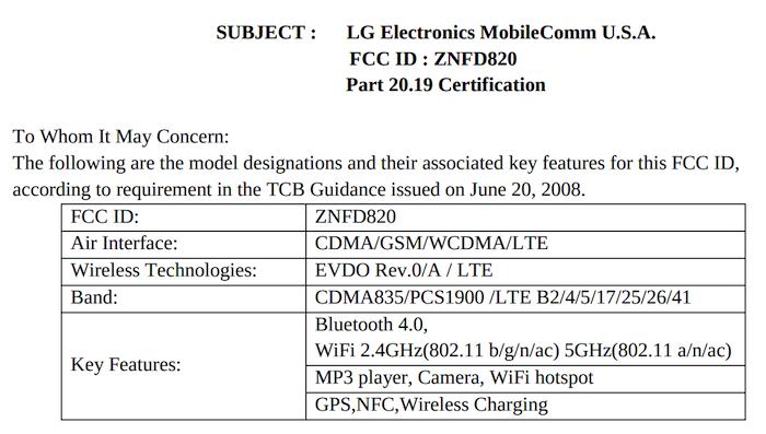 Les spécifications du Nexus 5 ont été aperçues