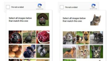 No-CAPTCHA pour les utilisateurs sur mobile