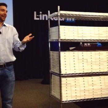 Le patron de LinkedIn offre un iPad Mini aux 3 500 employés