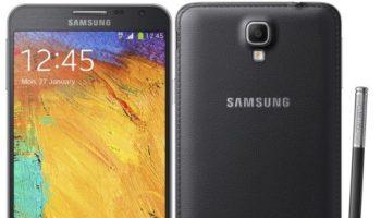 Le Samsung Galaxy Note 3 Neo dévoilé, un lancement le mois prochain