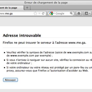Le site Me.ga de Kim Dotcom déjà mis à mal par le … Gabon !