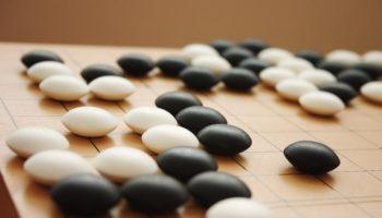 Lee Sedol, champion du monde du jeu de Go, et l