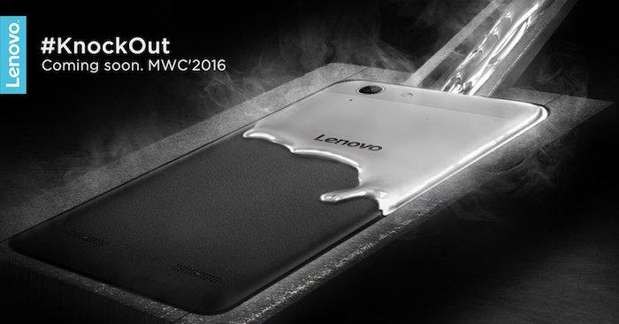 Lenovo veut nous surprendre au MWC 2016 avec un smartphone métallique