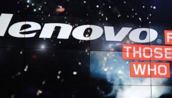Lenovo vend maintenant plus de smartphones que d
