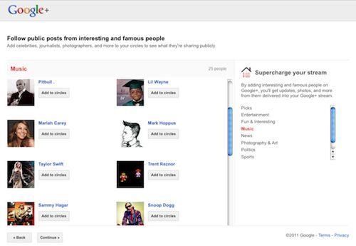 Les acteurs du Web en ont parlé [#9] – Google Plus