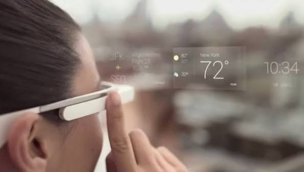 Les Google Glass Explorer permettent d