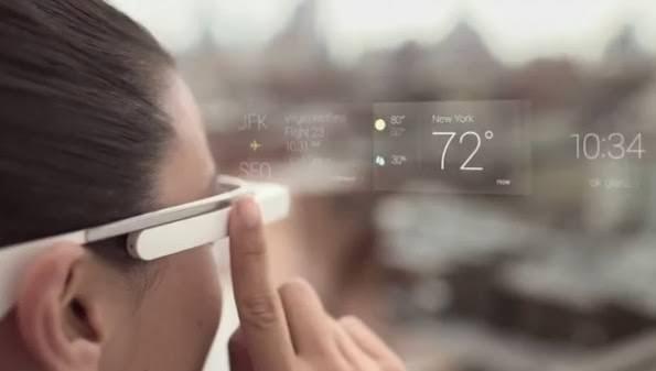 Les Google Glass Explorer permettent d