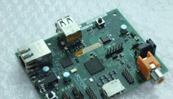 Les premiers Raspberry Pi seront distribués cette semaine