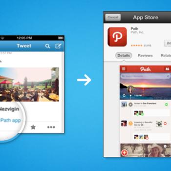 Les Twitter Cards sont en train de changer la façon dont vous regardez Twitter – Mobile deep-linking