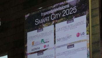 La Smart City de 2025 de France Télévisions