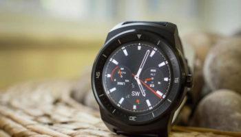 LG G Watch R 2 : un modèle rond, mais beaucoup plus de boutons