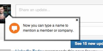 LinkedIn teste l