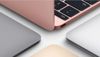 Le nouveau MacBook 2016 est plus rapide, plus endurant et plus coloré