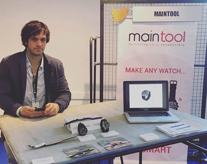 MainTool va transformer toute montre traditionnelle en un tracker d