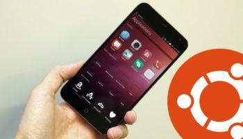 Meizu MX3 sous Ubuntu Touch