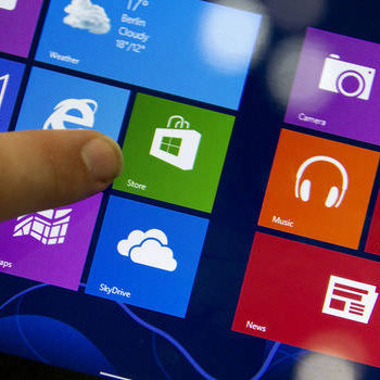 Microsoft a vendu 60 millions de licences Windows 8