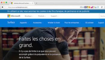 Microsoft vient de mettre la main sur surfacephone.com