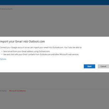 Microsoft aux utilisateurs de Gmail : venez sur Outlook.com