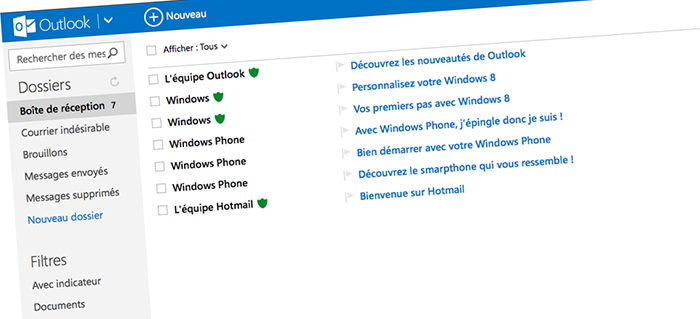 Microsoft prépare la migration de ses utilisateurs Hotmail ...